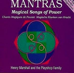 MANTRAS - MAGICAL SONGS OF POWER (CD)-oreade.jpg